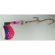 R&K Guide Series Spinner Pink-Purple