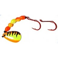 Uncle Larry's Spinner Glow Hotbelly Tiger