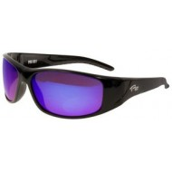 Fishin Vision Polorized Blue Mirror Black