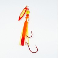 Kokabow Sun Devil Spinner Squid 1.5""