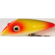 "Lyman Lure 2"" Lil Red Eye Shad  #29"