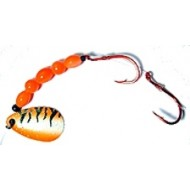 Uncle Larry's Spinner Glow Too Hot Tiger
